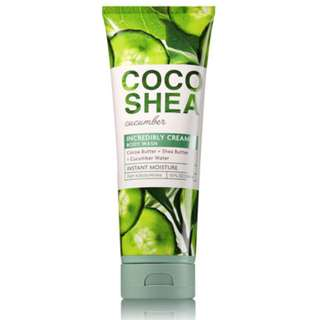 Bath & Body Works Coco Shea Body Wash