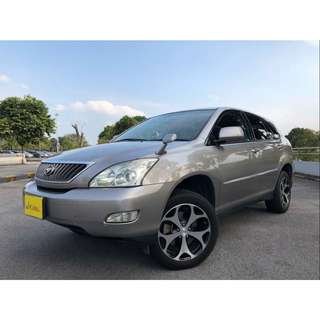 Toyota Harrier 2.4 Auto G L-Package