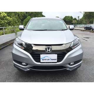 Honda NEW Vezel Hybrid 1.5X for Lease