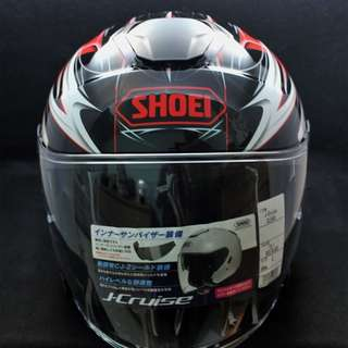 Shoei J Cruise Cleave