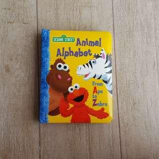 Sesame Street Animal Alphabet