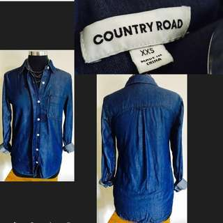 COUNTRY ROAD, Ladies Shirt