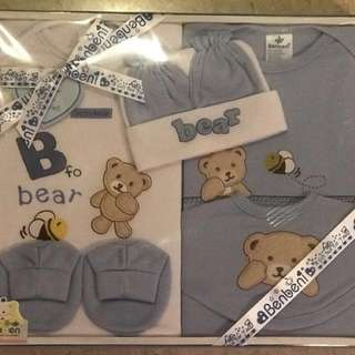BN Newborn / Baby Boy Gift Set incl delivery
