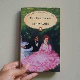 The Europeans ; Penguin Popular Classics