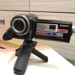 SONY HDR-PJ30 投影攝影機