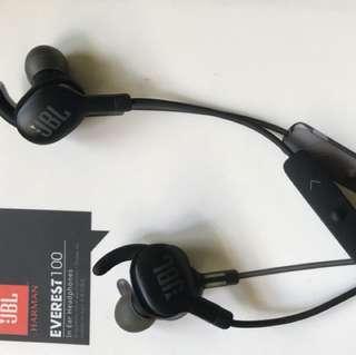 JBL Everest 100 Bluetooth In Ear Headphones