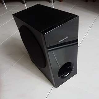 Panasonic SubWoofer Only