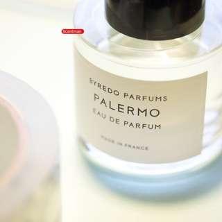 Byredo Palermo 50ml Edp Sealed