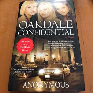 Novel OAKDALE CONFIDENTIAL