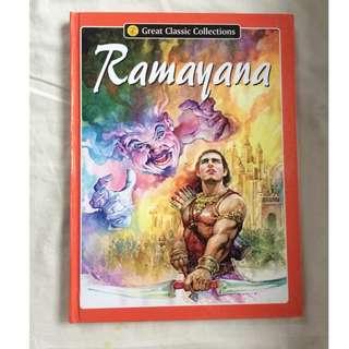 Great Classic Collection - Ramayana (Buku Cerita Anak Berwarna) | Gratis Ongkir Jabodetabek
