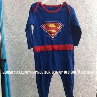 Sleepsuit Superman