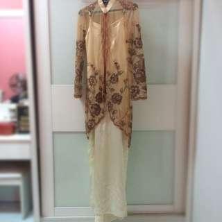 Modern kurung/dress/kebaya