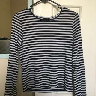JayJays Striped Longsleeve Top