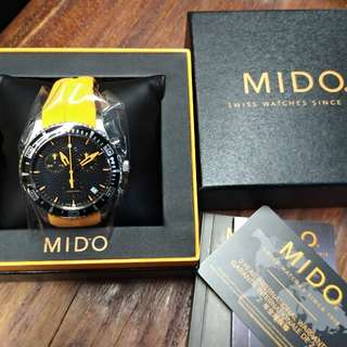 Mido watch, Quartz