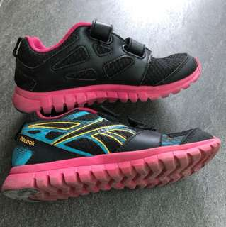 Reebok sublite sports shoe