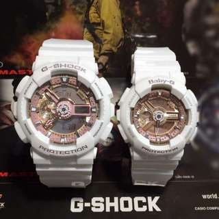 Gshock and Baby G Japan OEM