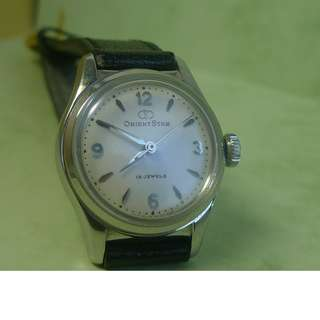 Orient Star 19 Jewels hand-winding ladies' watch, very good condition