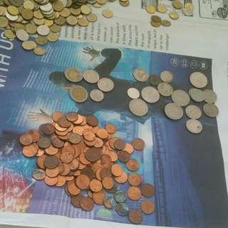 Thailand exotic Coins