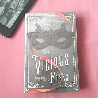 The Vicious Masks by Tarun Shanker, Kelly Zekas