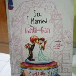 Novel Korea So, I Married the Anti-fan