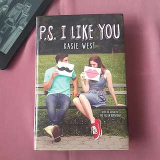 Ps. I Like You by Kasie West