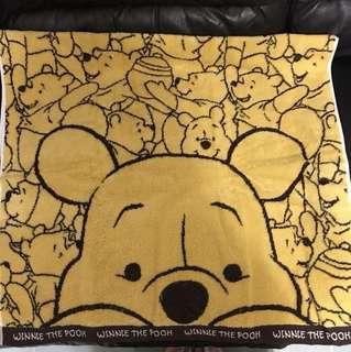 Winnie the Pooh 大毛巾(全新)
