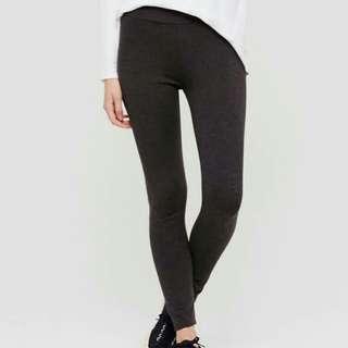 Lou and Grey Dark Grey Ponte Legging