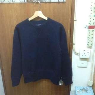 Bob Dong Indigo sweater