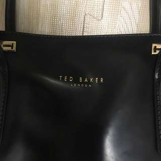 Ted Baker black leather Handbag 👜
