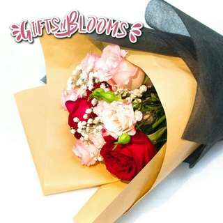 Valentine's Bouquet Vday Flower Gift Special V235 - IEWYV