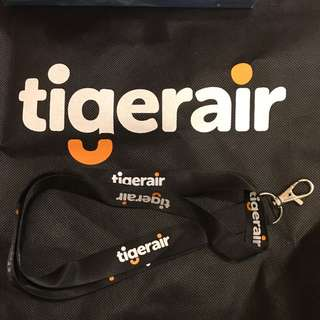 Tigerair Lanyard