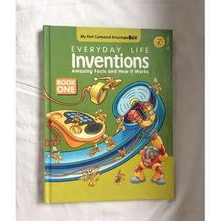 My First Cartoonal Encyclope Bee - Everyday Life Inventions | Gratis Ongkir Jabodetabek