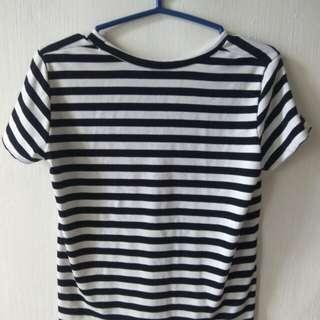 Japanese striped shirt