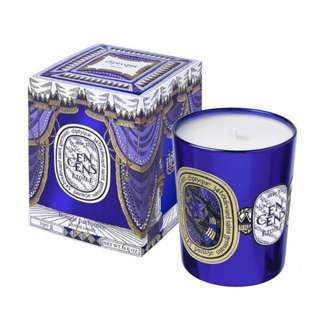 6折 diptyque Une Nuit Chez Un Encens Etoile Scented Candle 紫丁藍乳香演奏曲 香薰蠟燭 190g 聖誕香氛蠟蠋