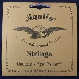 Ukulele Concert - Aquila Nylgut String (Regular)