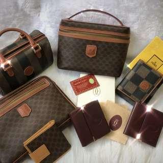 Vintage bag / wallet 中古名牌袋