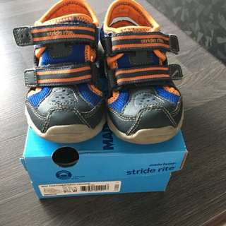 Preloved Stride Rite shoes for boys