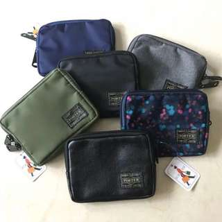 💥CHEAPEST- Porter Wallet Pouch for Key Money card Cash