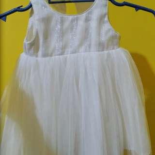 Baptismal dress set