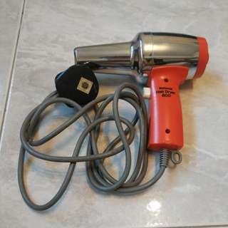National Hair Dryer 800