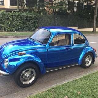 Volkswagen Beetle Auto