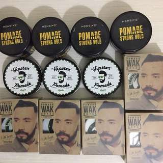 2 for $25 [Pomade Clearance]
