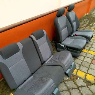 Seat myvi facelift
