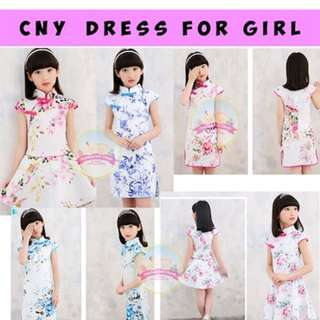 CNY Clothing for girl