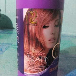 Hair Spa Keratin Chocolate