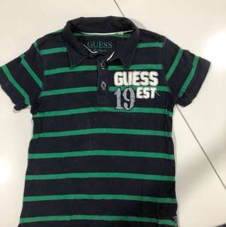 Polo shirt guess