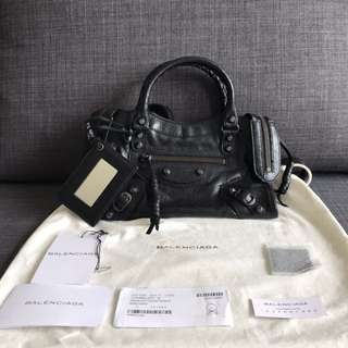 Balenciaga City Mini Bag