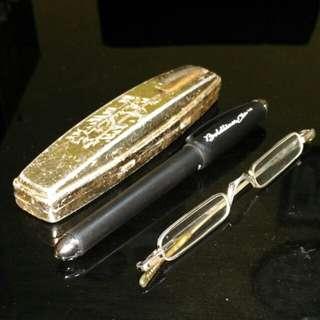 Kacamata Mini Pocket Antik