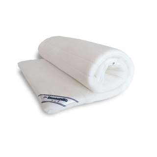 Dunlopillo queen size latex soft bed topper/ protector