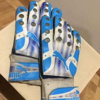 Footbal Gloves Puma - Sarung Tangan Keeper - Sepak Bola - Futsal